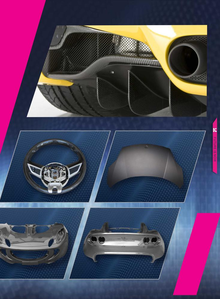 Picture of car parts