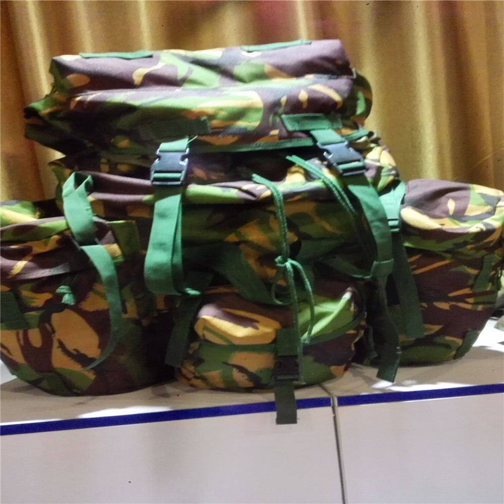 Fabric Backpack production ability
