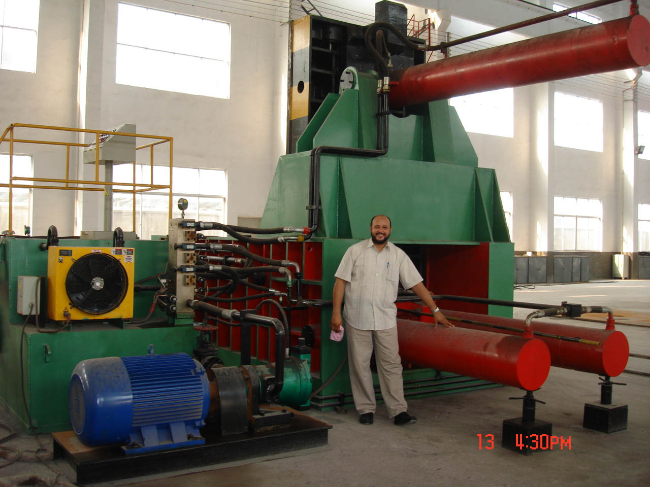 ECOHYDRAULIC's customers from the USA