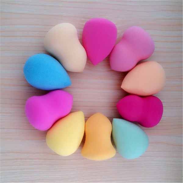 Cosmetic Sponge, Makeup Sponge ,Face Use Sponge Powder Cosmetic Puff Calabash Shape