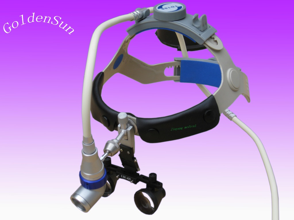 LED Headlight and Magnifier/ Surgical Light and Loupe/ Medical Instruments
