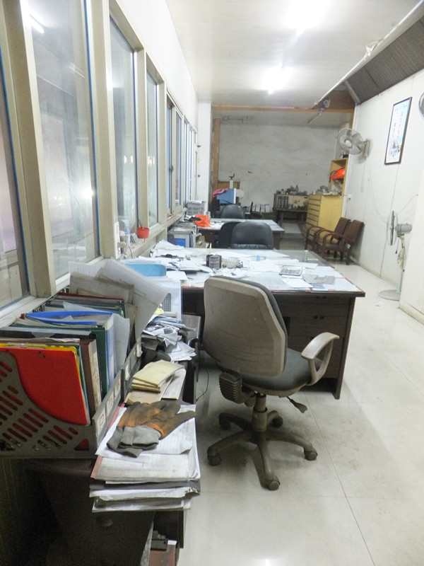 workshop manager office