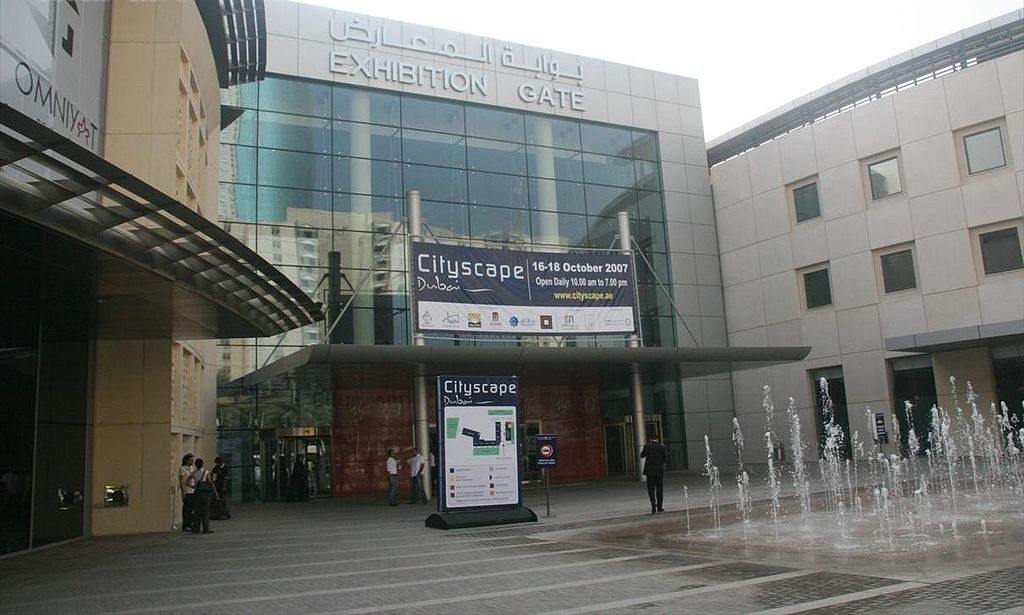 2012 Year Dubai International Exhibition and Convention Centre