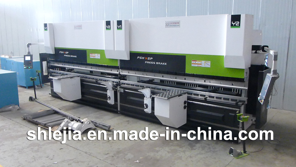 2-PSH-SP Synchronized Press Brake Machine