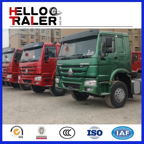 Sinotruk HOWO 6X4 290-420HP Tractor Truck