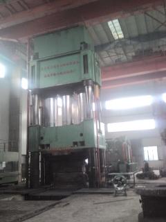 6500 Tons Hydraulic Forging Press