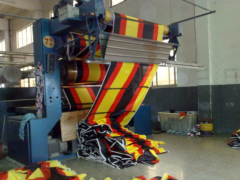 Factory Show - Auto Screen printing machine