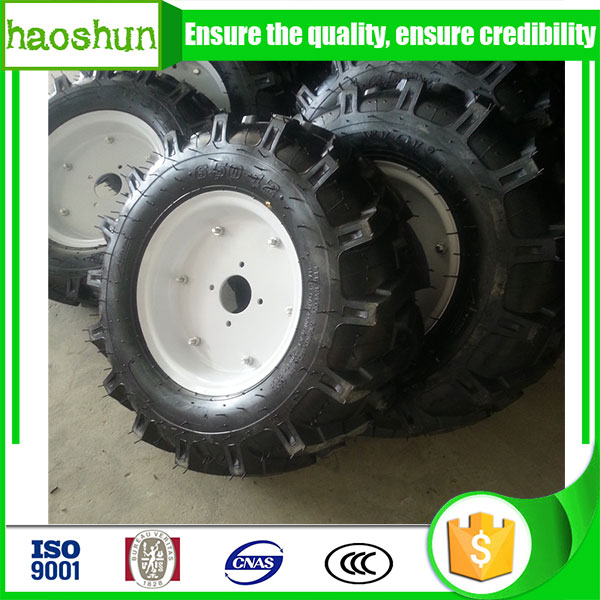 Agriculture &tractor rubber wheel