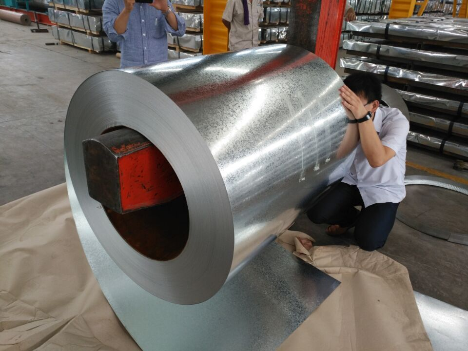 Roofing Sheet--Galvanized Steel Sheet in Coil