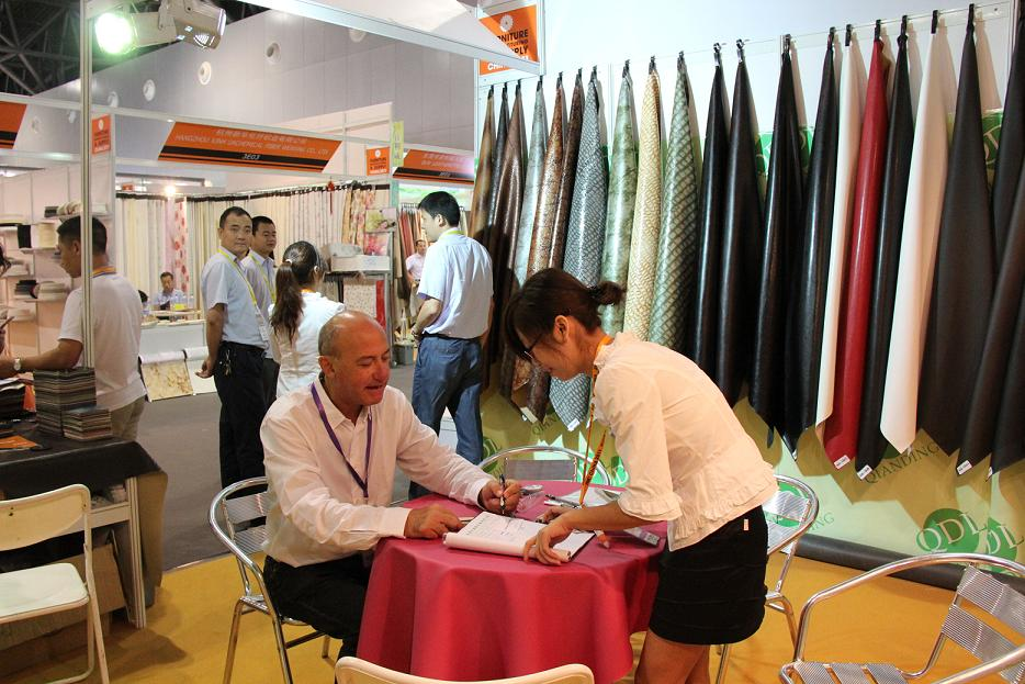 The 17th FMC 2011 Shanghai Fair
