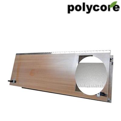 honeycomb door