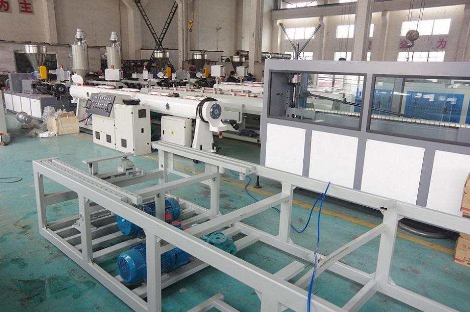 Plastic Pipe Making Machines