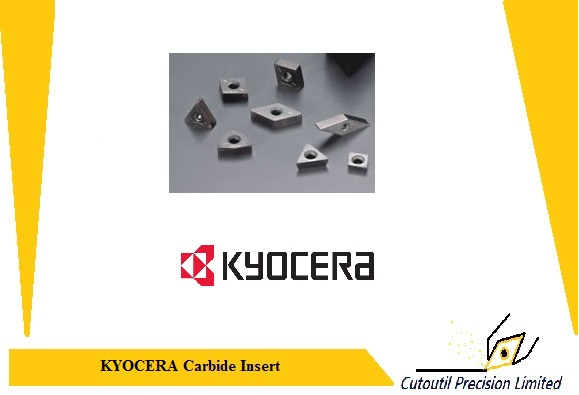 Kyocera cutting tools all types of carbide inserts