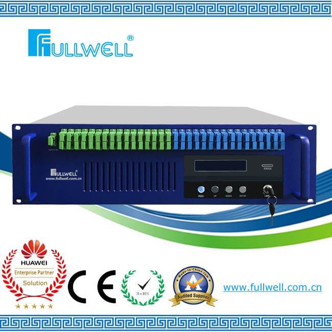 32 port EPON/GPON & CATV WDM EDFA combiner