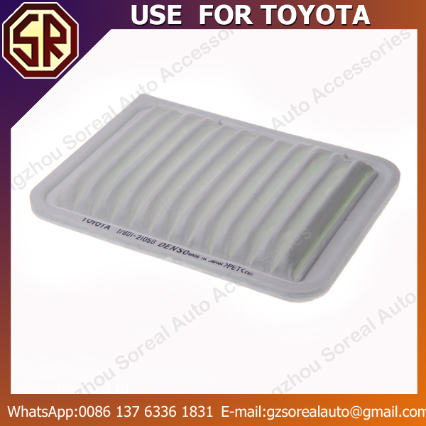 Auto Part Air Filter 17801-21050 for Toyota