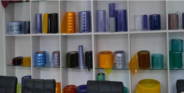 PVC Curtains Exhibition