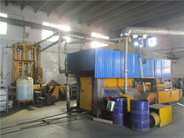 cooling pad product machine