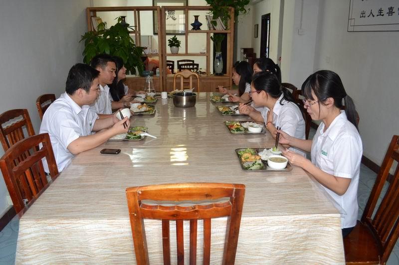 Company vegetarian culture