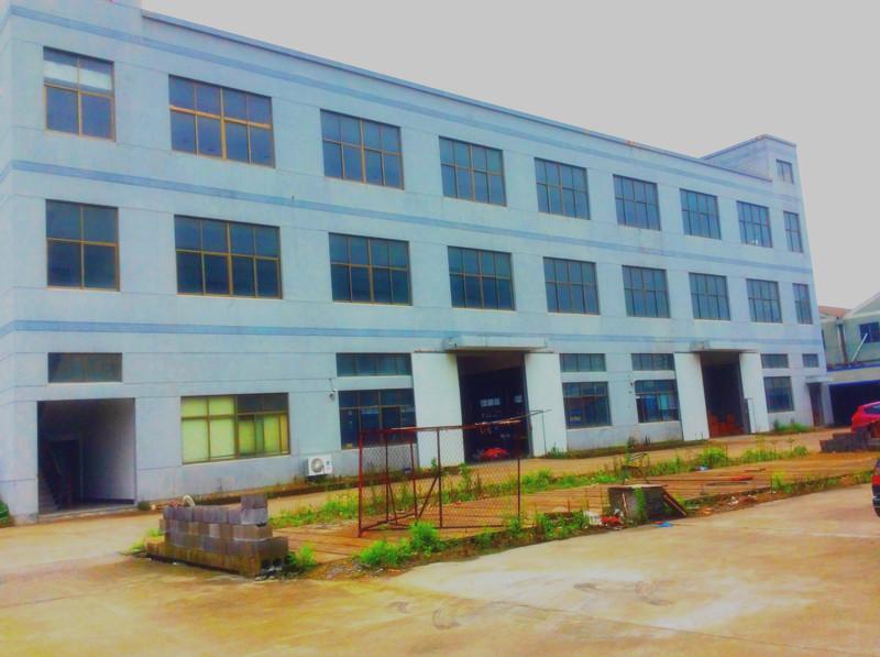 company building show