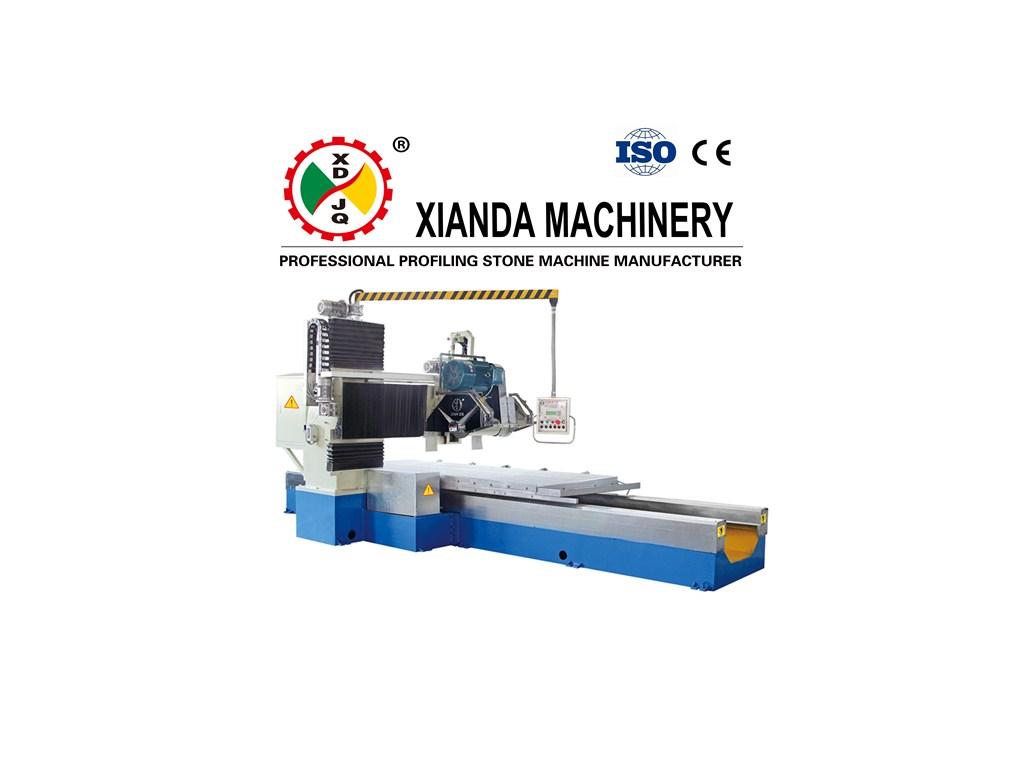 DNFX-1400 Automatic Mable Granite Edge Profiling Machine