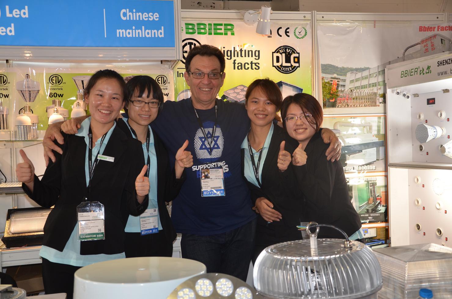 Bbier HongKong Fair October 1