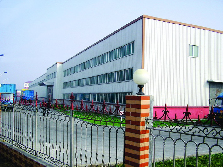 Steel Structure Workshop in Qingdao