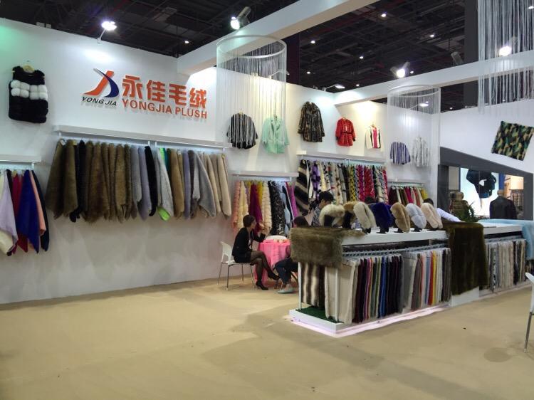 Intertextile Shanghai Apparel fabrics--2015.10