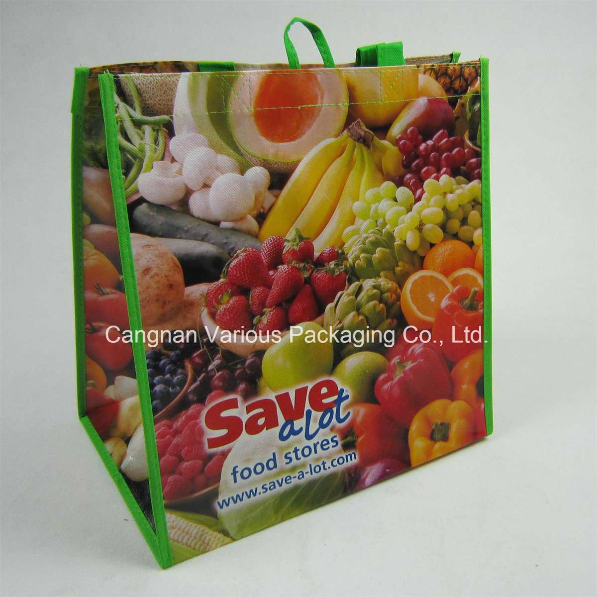 Non Woven Vegetable Bag, Reusable Bag