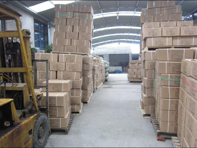 Warehouse---ready to ship out