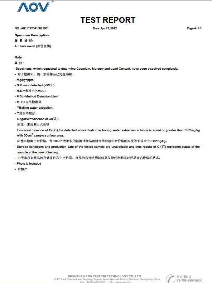 Test Report 9