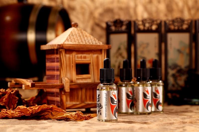 My Fair Lady/Tobacco and Oak Flavor E-liquid