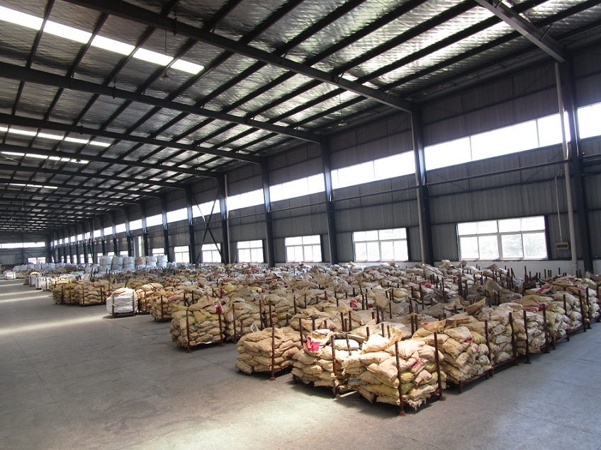 Semi-Products Warehouse