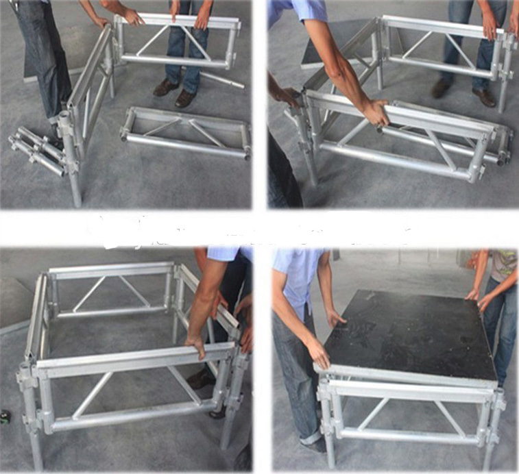 How to Install the Mobile Stage