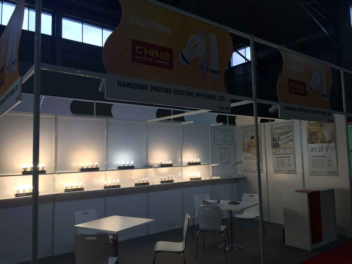 2015 May Poland Homelife Exhibition