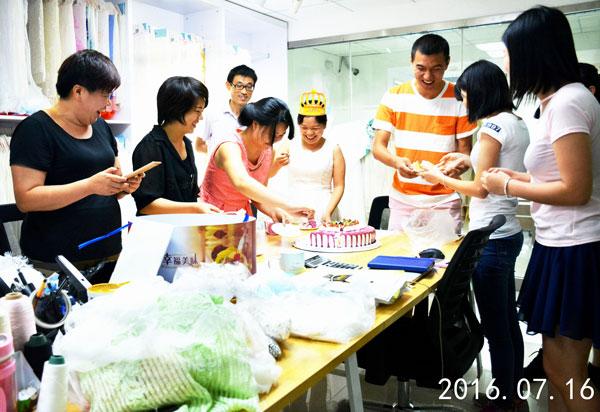 Our Team-Colleague birthday