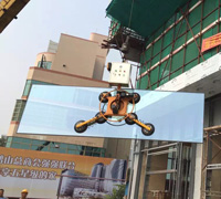 Glass Curtain Wall Installation 5