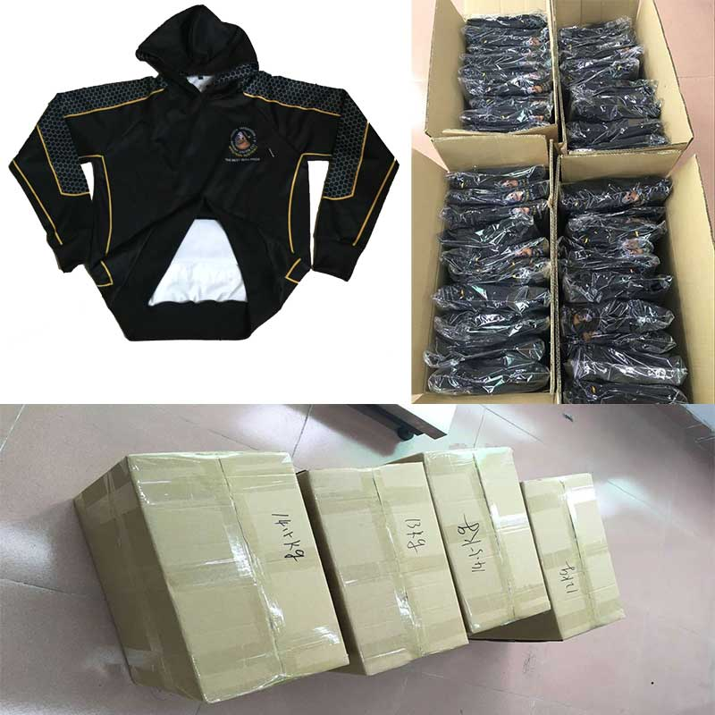 Feedback on rugby hoody from -Perth Bayswater
