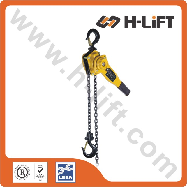 Newly Developed Lever Hoist LH-AJ Type