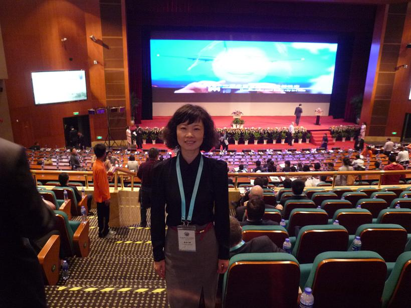 2012.10 in 6th China-LAC Business Summit