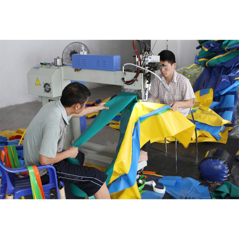 Inflatable Factory Work Shop -02