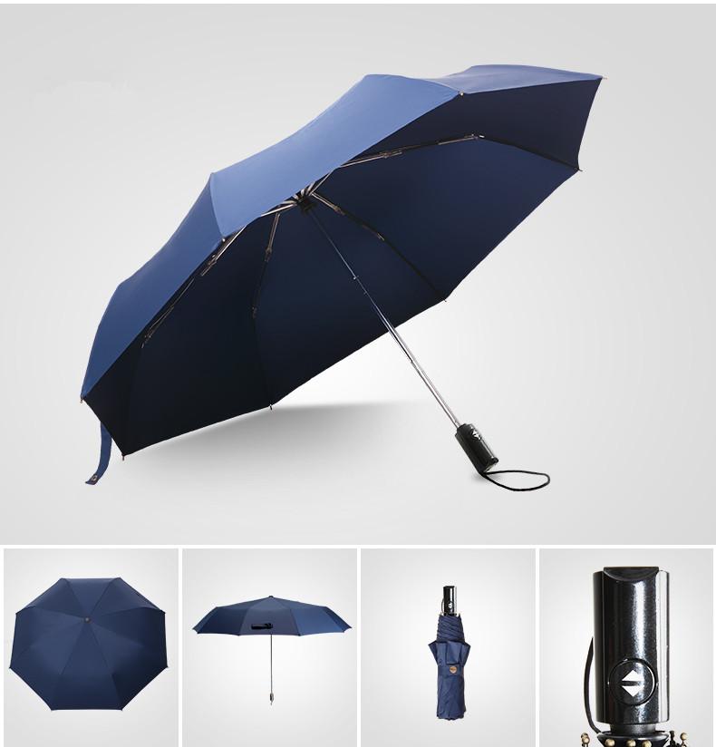 self opening and closing umbrella