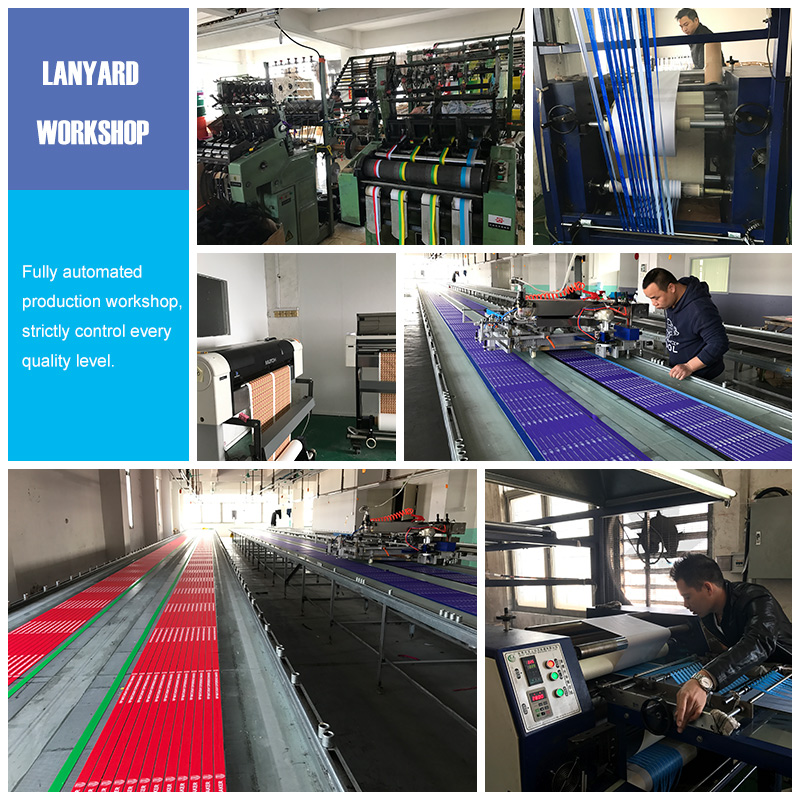 Lanyard Production line