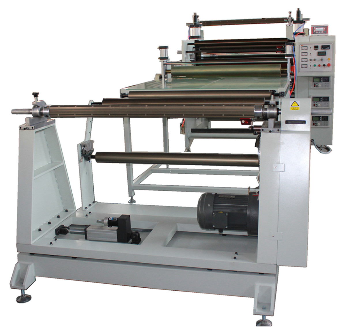 customized laminating machine