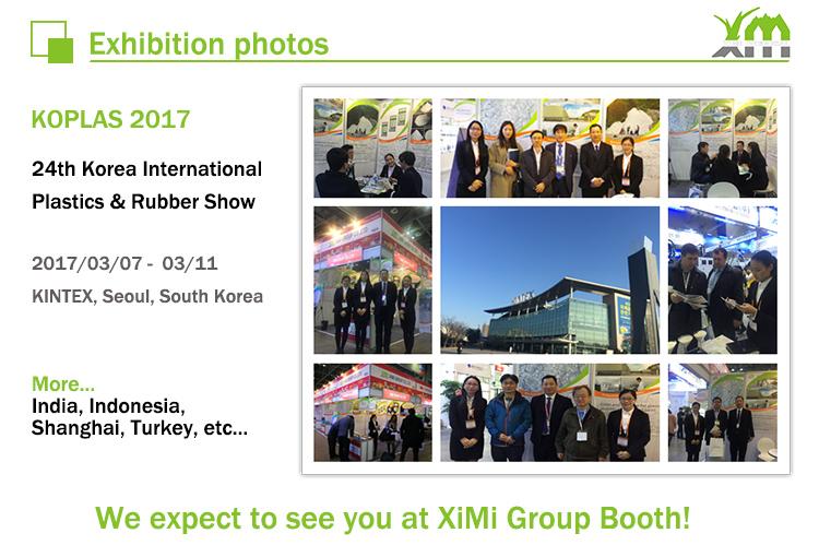 XiMi Group on the KOPLAS 2017 in Korea