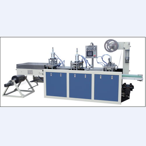Hydraulic Cover Forming Machine