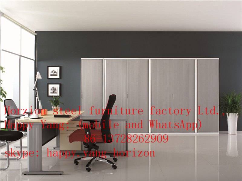 Roller shutter door filing cabinet combination 5-5