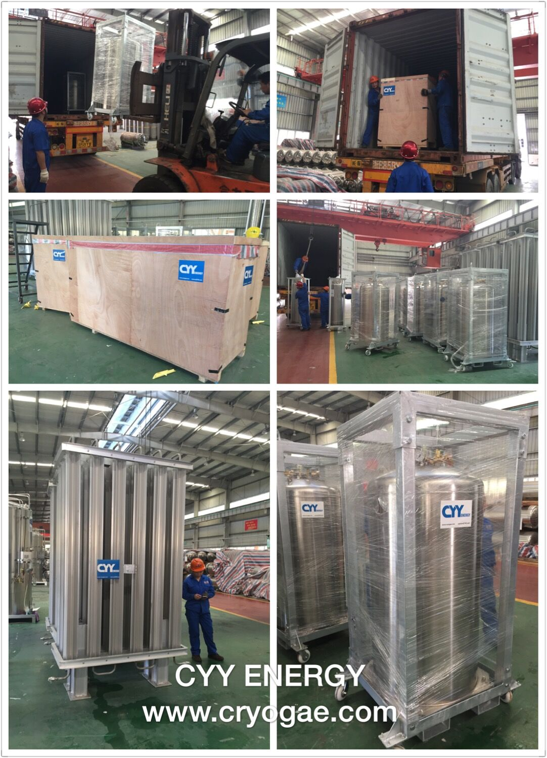 Cryogenic pump packing