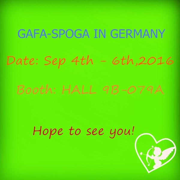 2016 GAFA-SPOGA in GERMANY