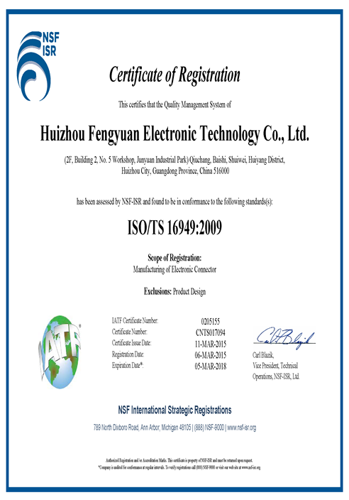 ISI/TS 16949:2009