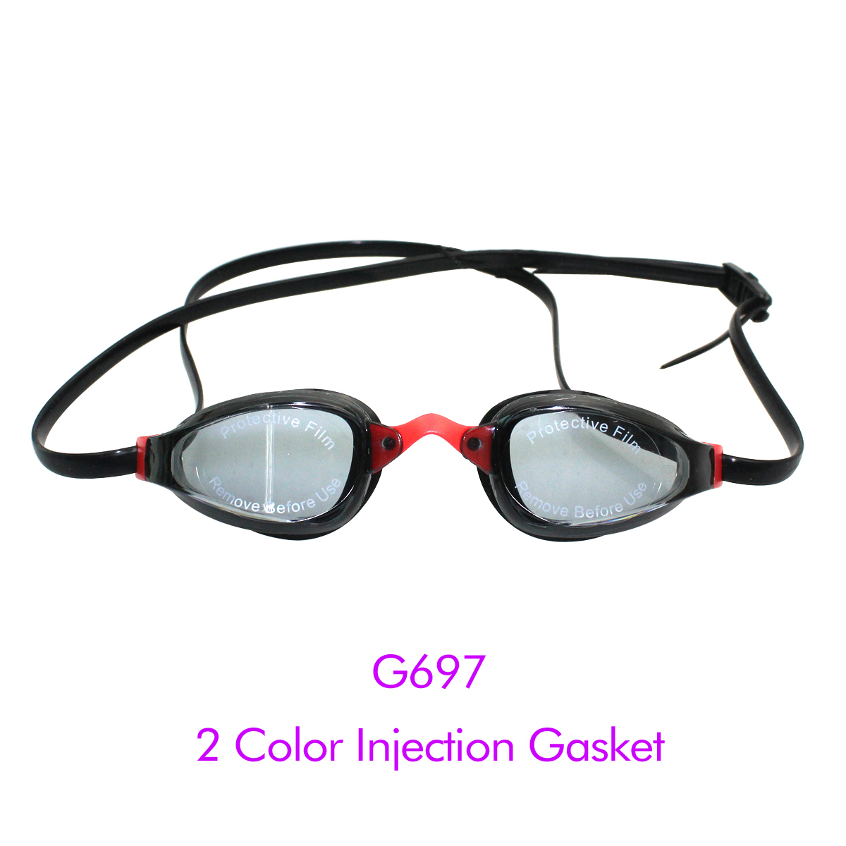 Latest Design Professional Anti-fog Swimming Goggles